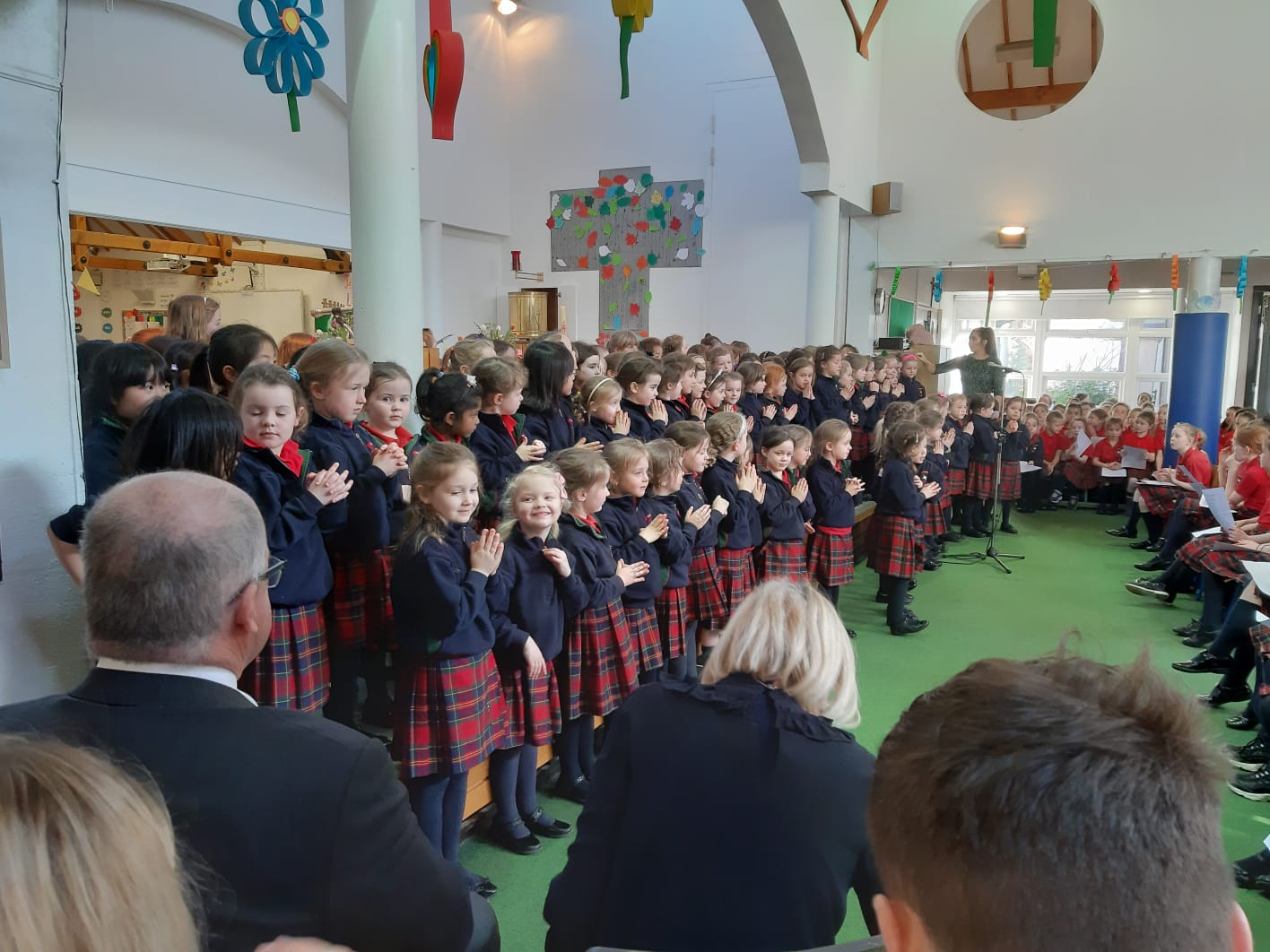Photos from Mass and Assembly